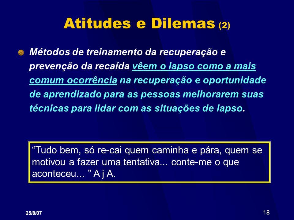 Atitudes e Dilemas (2)