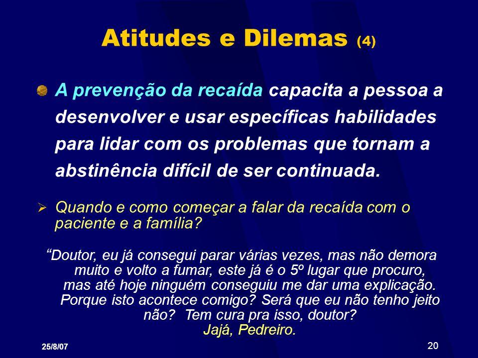 Atitudes e Dilemas (4)