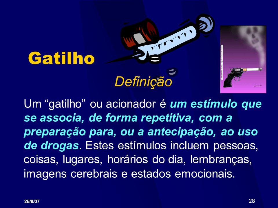 Gatilho Definição.