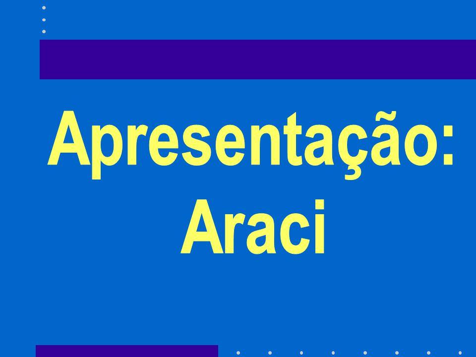 Apresentação: Araci