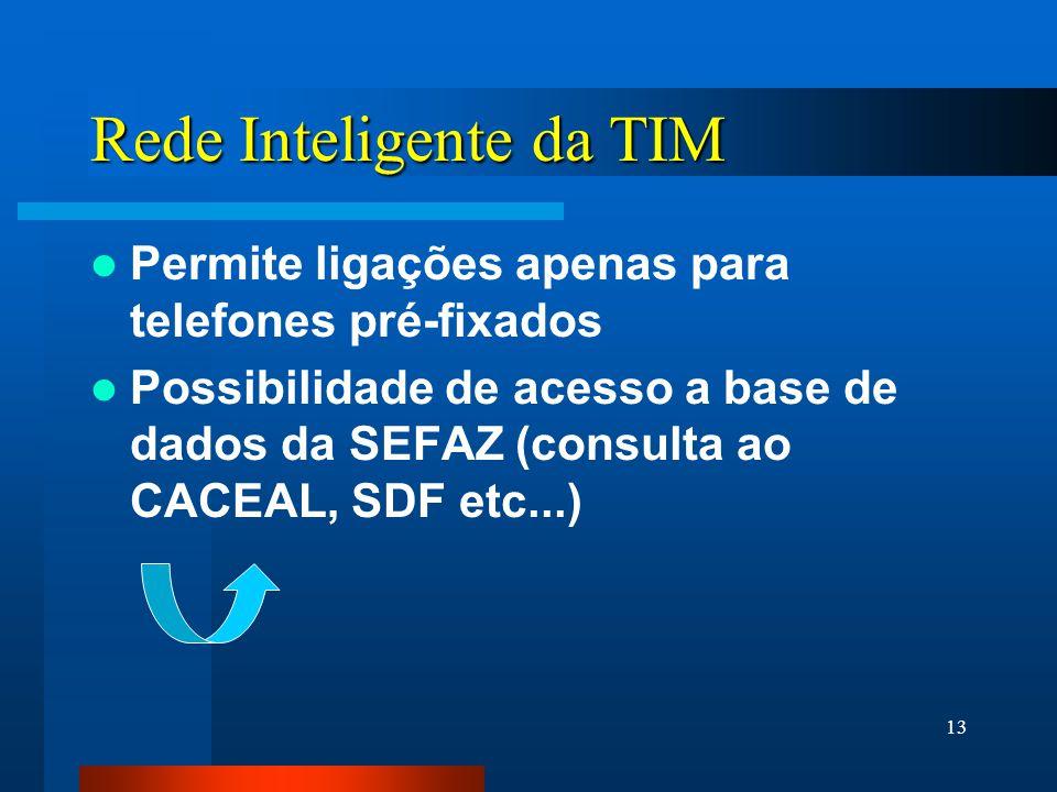 Rede Inteligente da TIM
