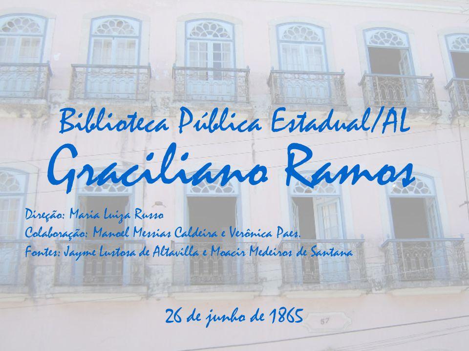 Biblioteca Pública Estadual/AL