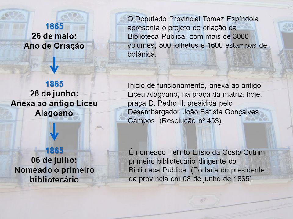 Anexa ao antigo Liceu Alagoano
