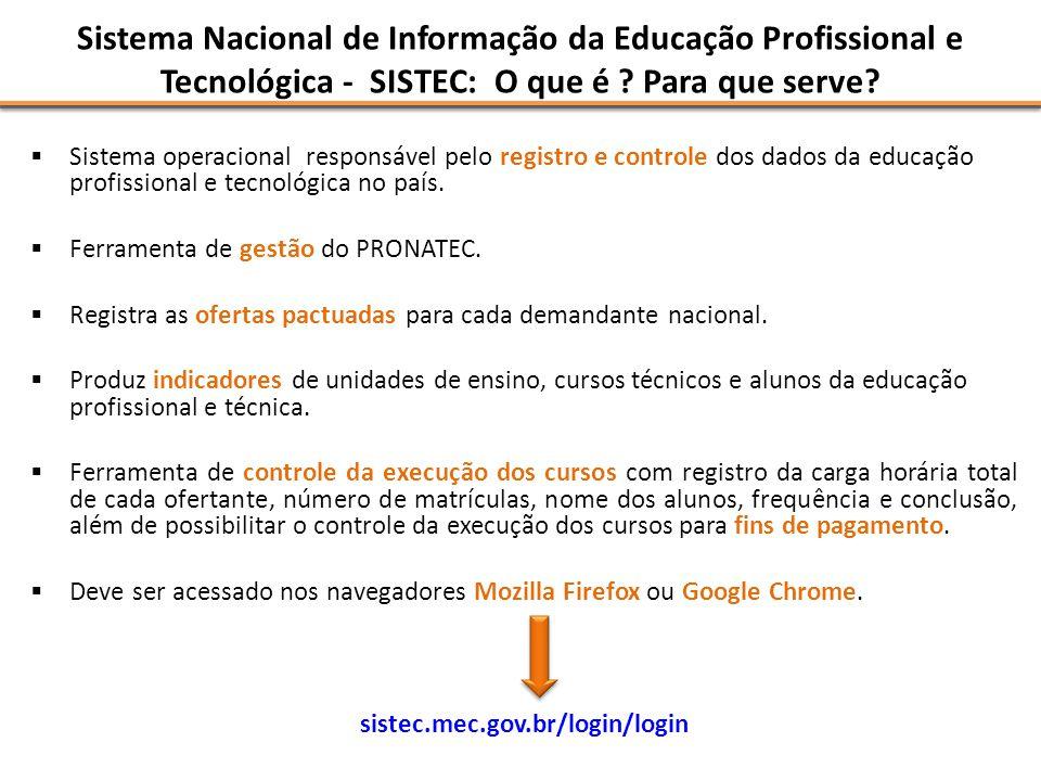 sistec.mec.gov.br/login/login