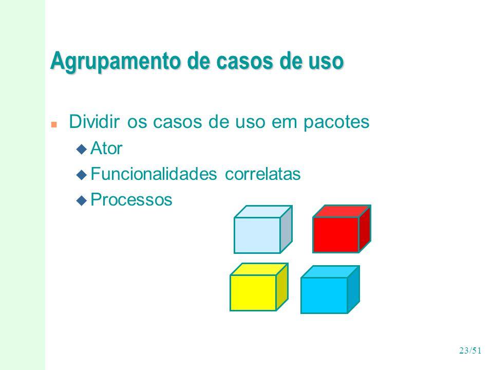 Agrupamento de casos de uso