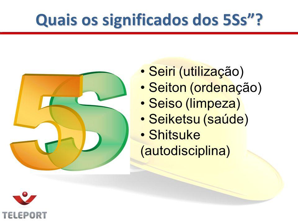 Quais os significados dos 5Ss