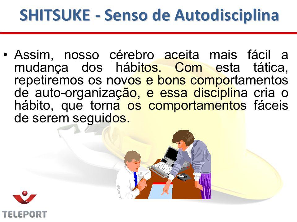 SHITSUKE - Senso de Autodisciplina