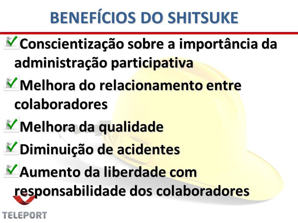 BENEFÍCIOS DO SHITSUKE