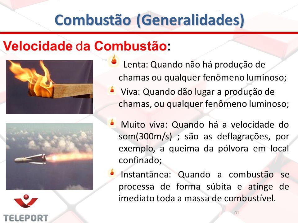 Combustão (Generalidades)