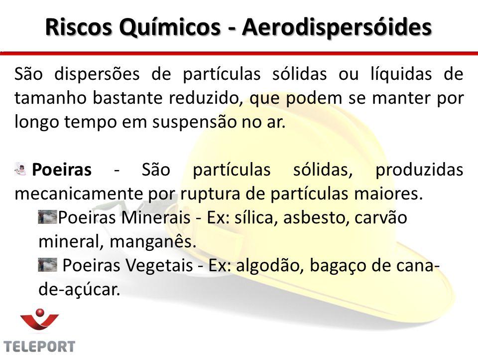 Riscos Químicos - Aerodispersóides