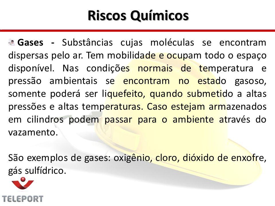 Riscos Químicos