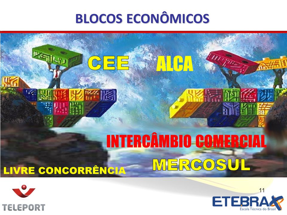 INTERCÂMBIO COMERCIAL