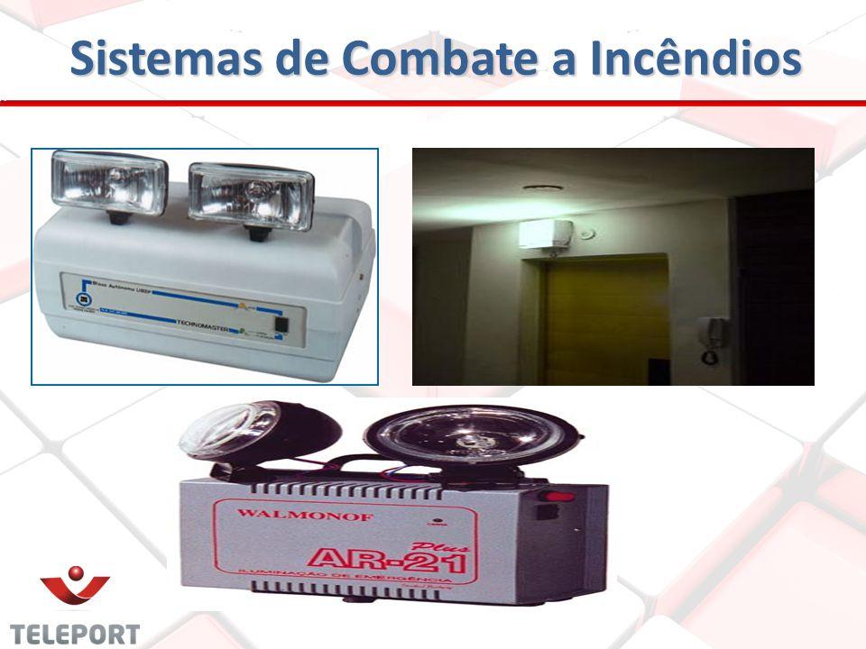 Sistemas de Combate a Incêndios