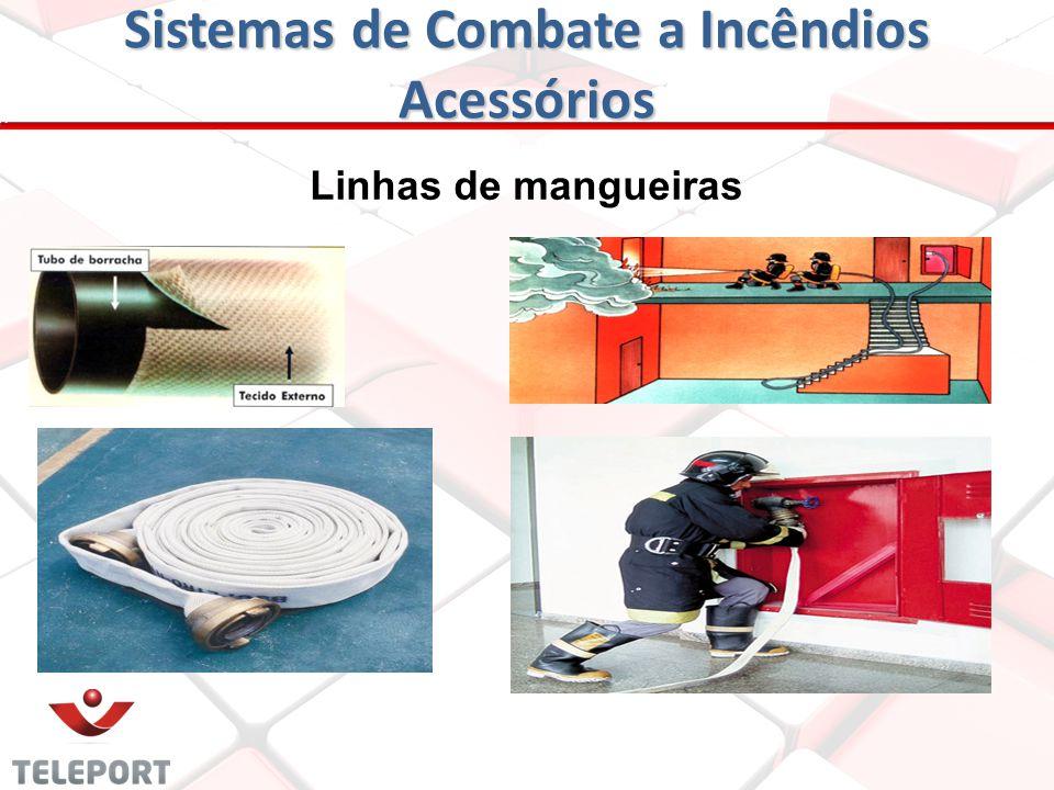 Sistemas de Combate a Incêndios Acessórios