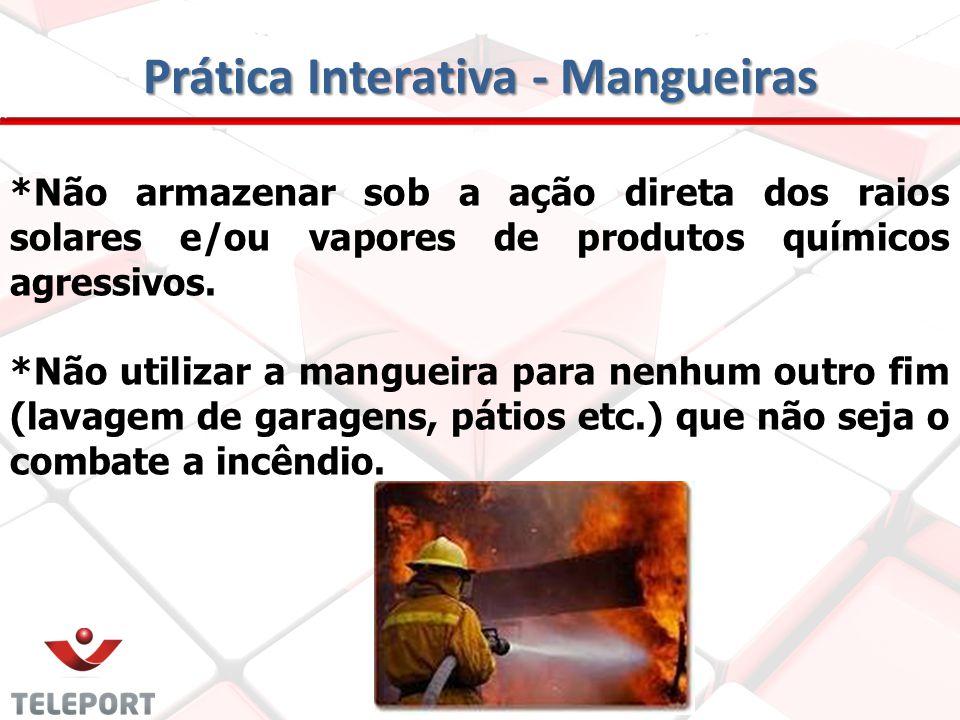 Prática Interativa - Mangueiras