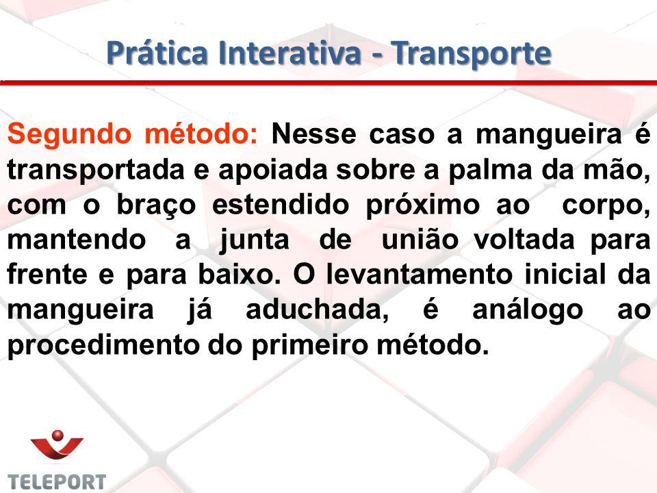 Prática Interativa - Transporte