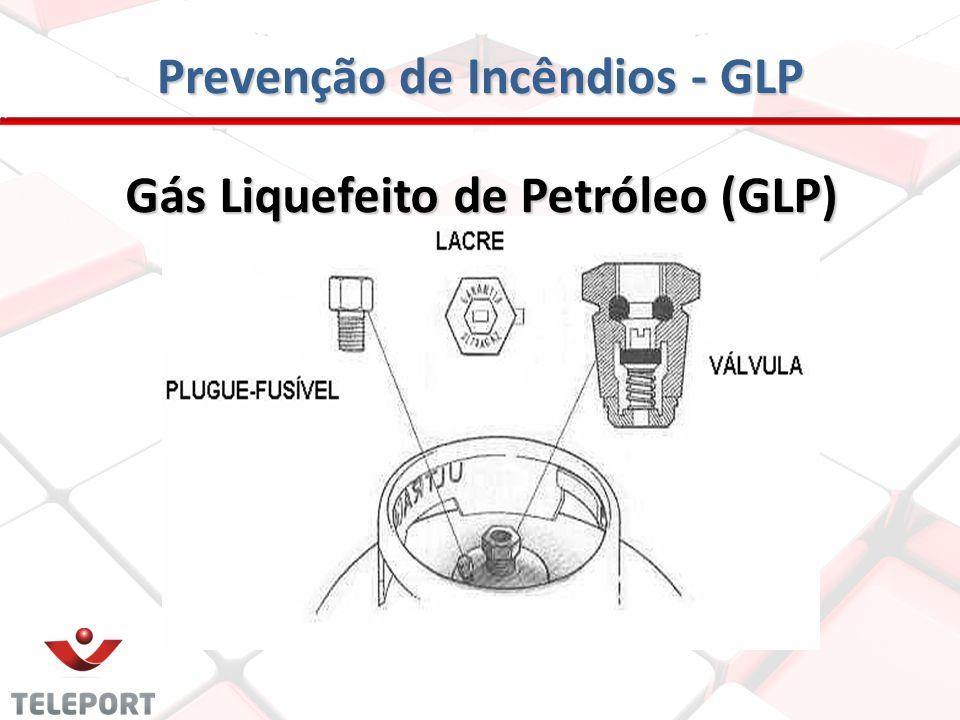 Prevenção de Incêndios - GLP