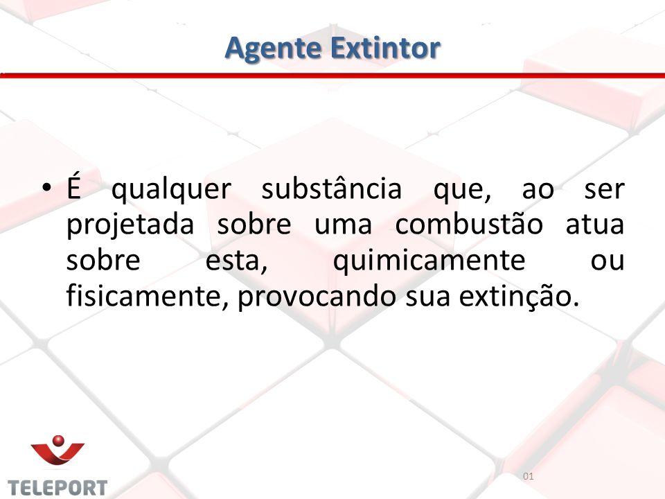 Agente Extintor