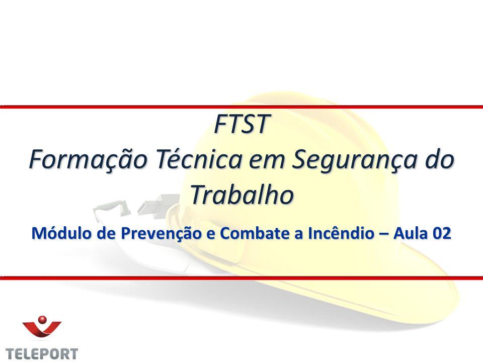 FTST Formação Técnica em Segurança do Trabalho