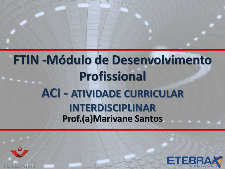 Prof.(a)Marivane Santos