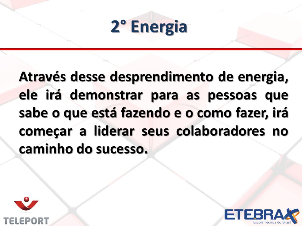 2° Energia