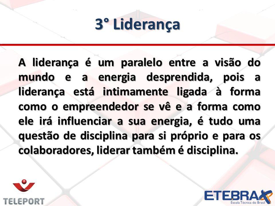 3° Liderança