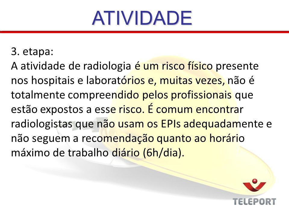 ATIVIDADE 3. etapa:
