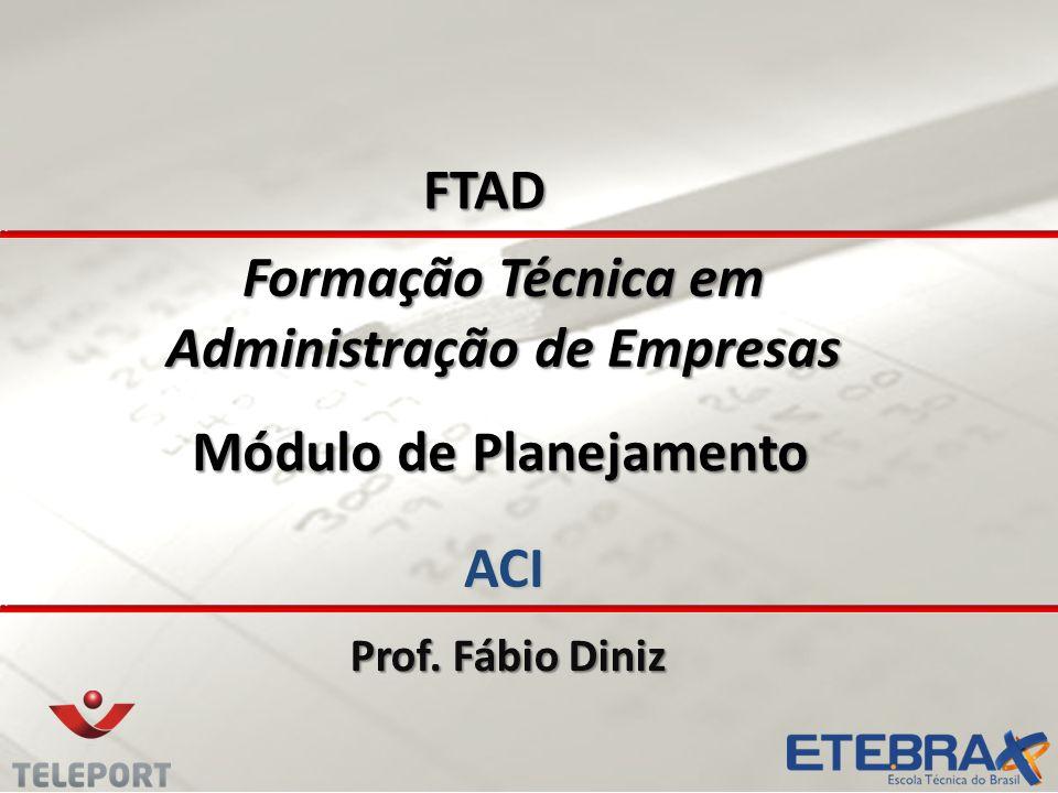 Formação Técnica em Administração de Empresas ACI