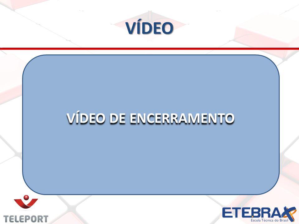 VÍDEO VÍDEO DE ENCERRAMENTO