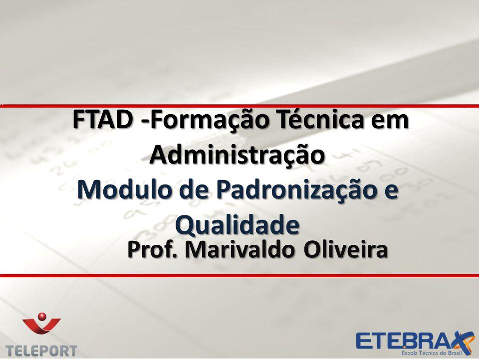 Prof. Marivaldo Oliveira