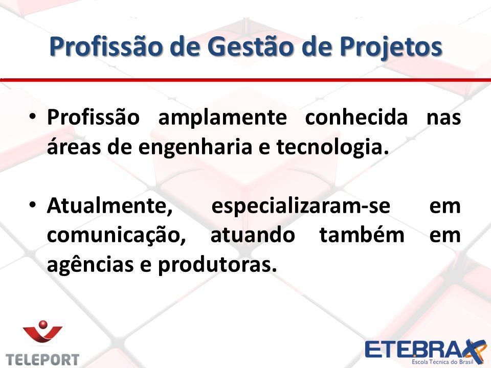 Profissão de Gestão de Projetos