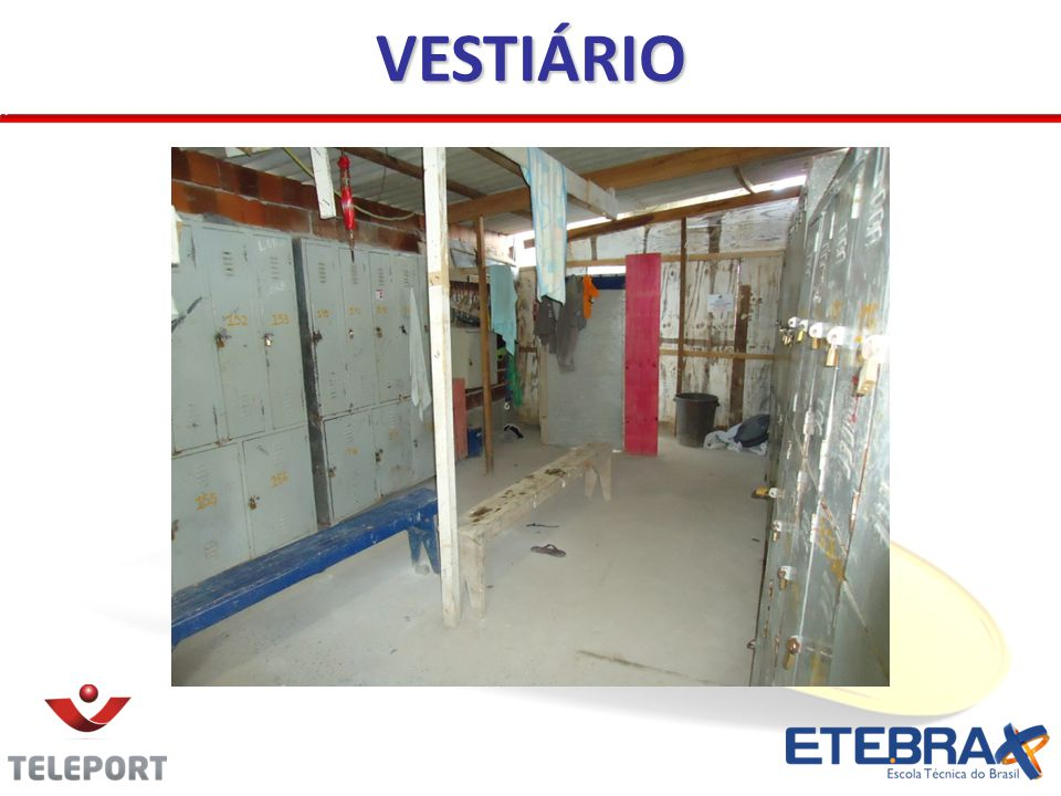VESTIÁRIO