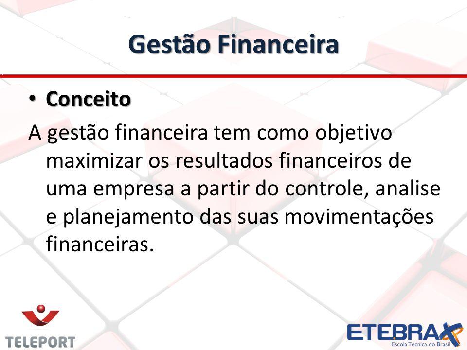 Gestão Financeira Conceito
