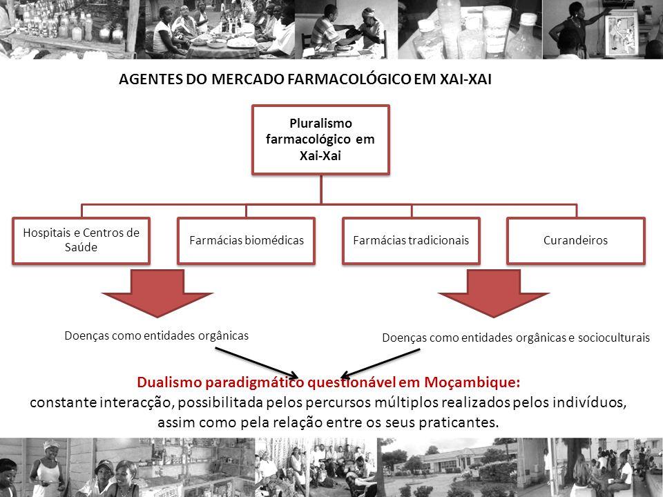 Pluralismo farmacológico em Xai-Xai
