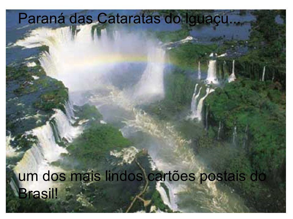 Paraná das Cataratas do Iguaçu