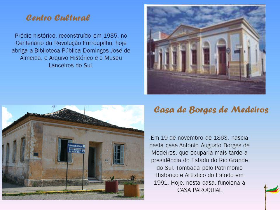 Casa de Borges de Medeiros