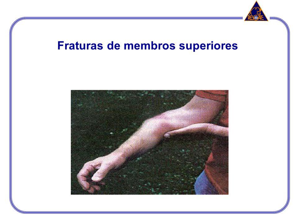 Fraturas de membros superiores