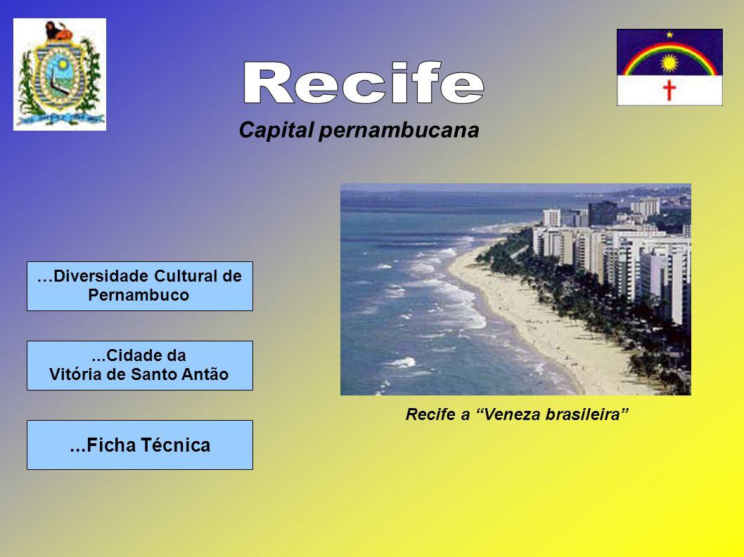 …Diversidade Cultural de Pernambuco