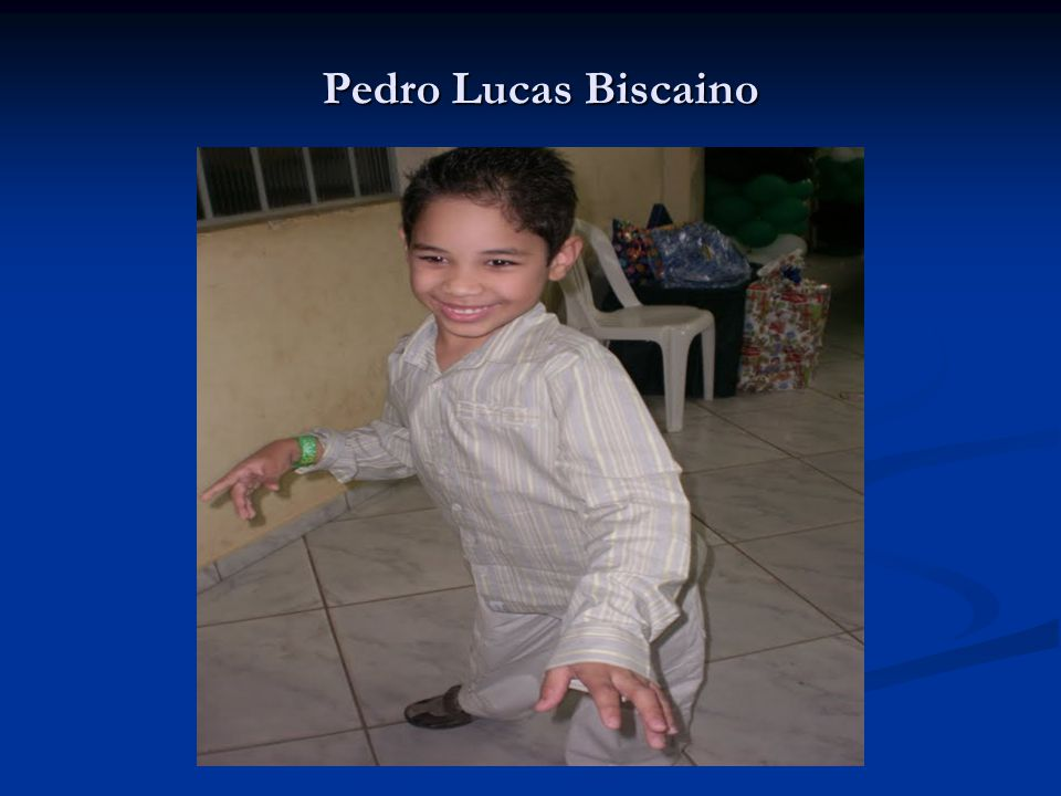 Pedro Lucas Biscaino