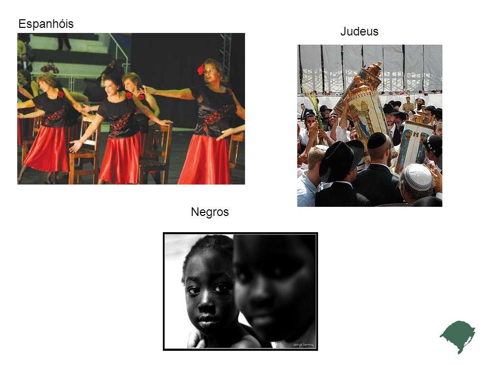 Espanhóis Judeus Negros