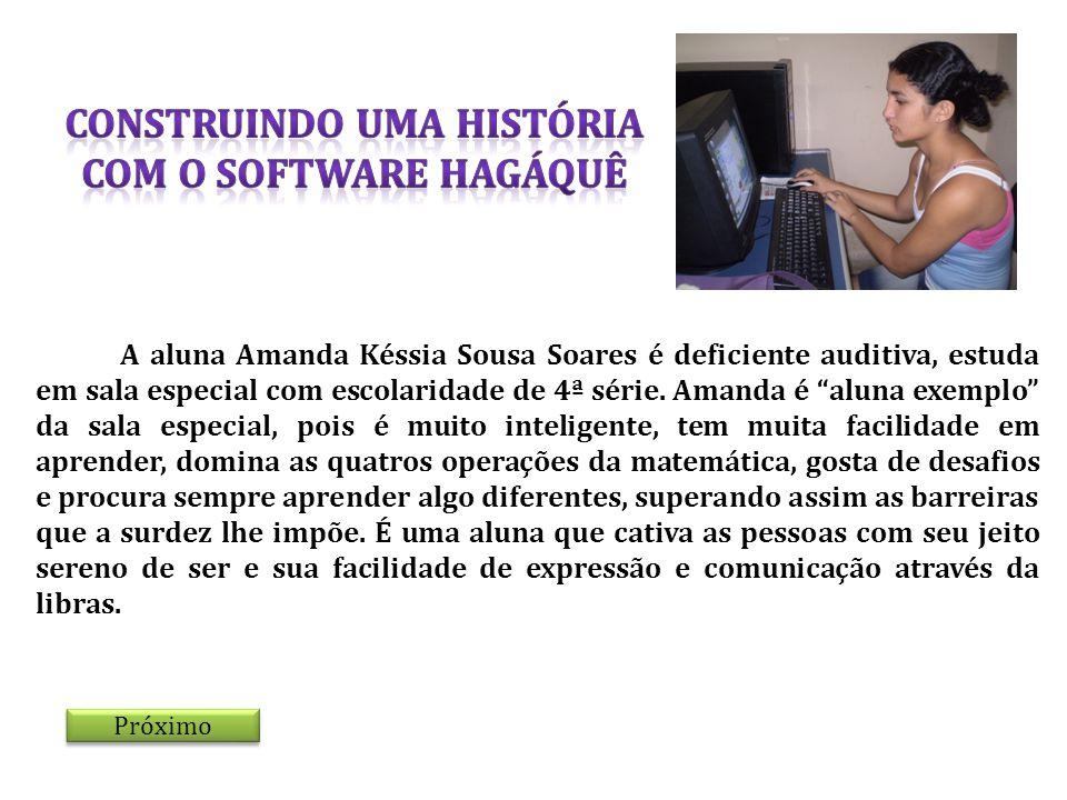 Construindo uma história com o software hAgÁquê