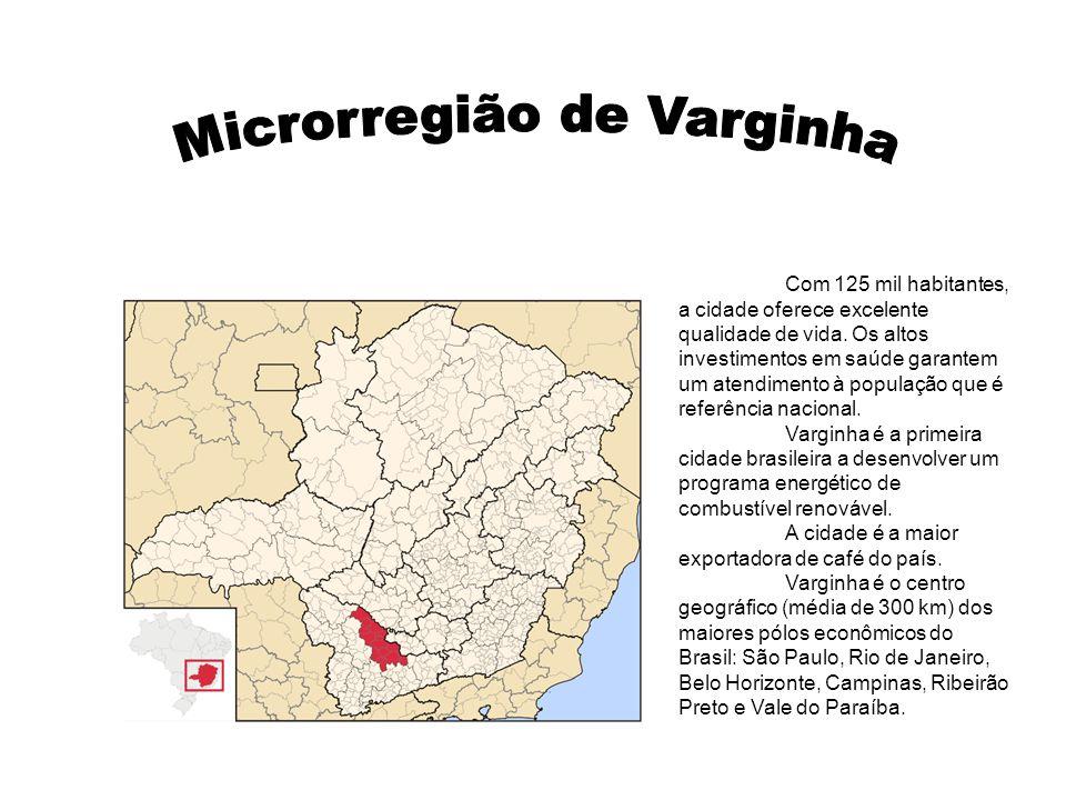 Microrregião de Varginha