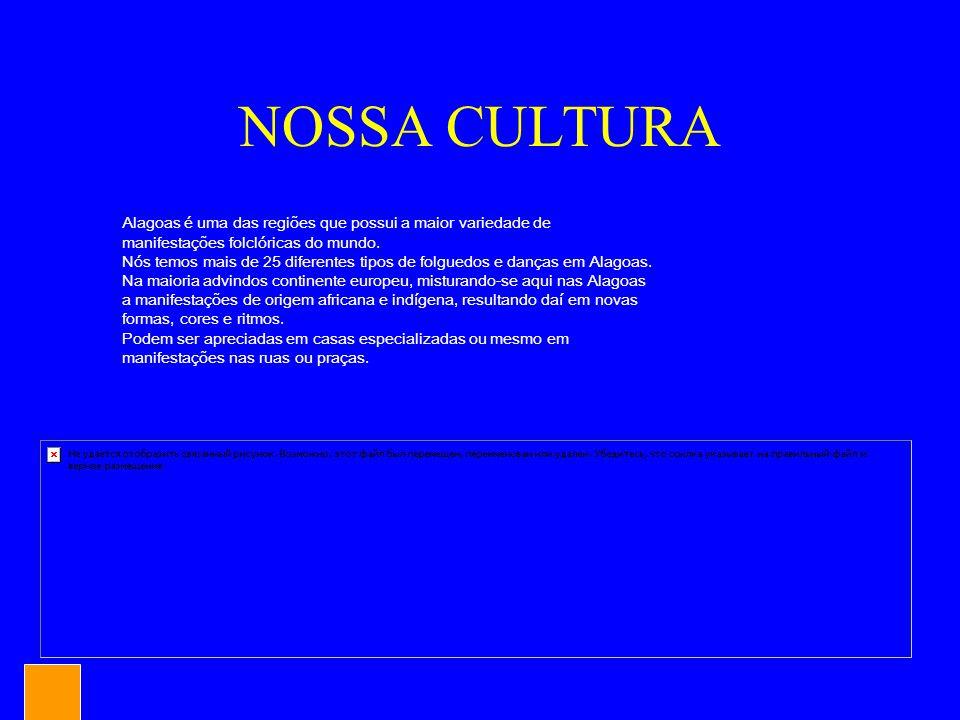 NOSSA CULTURA