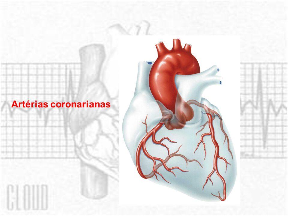 Artérias coronarianas
