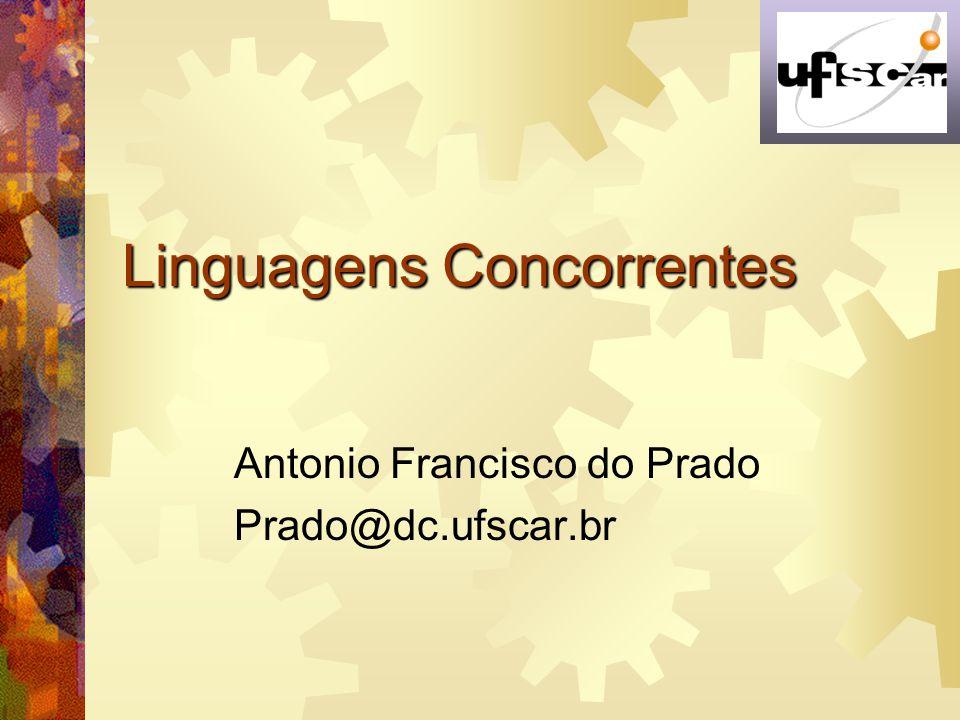 Linguagens Concorrentes