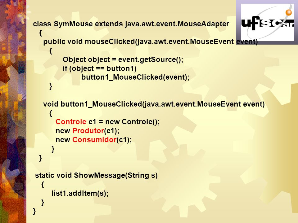 class SymMouse extends java.awt.event.MouseAdapter