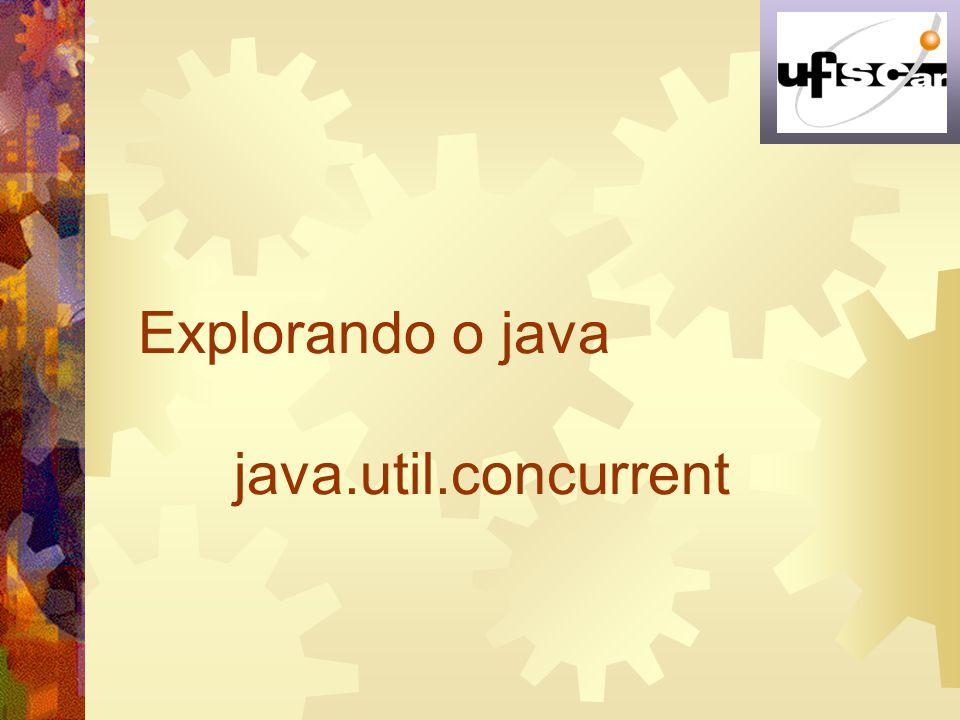 Explorando o java java.util.concurrent
