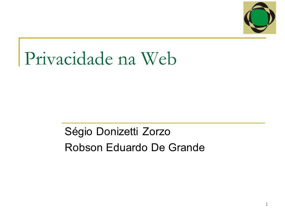 Ségio Donizetti Zorzo Robson Eduardo De Grande