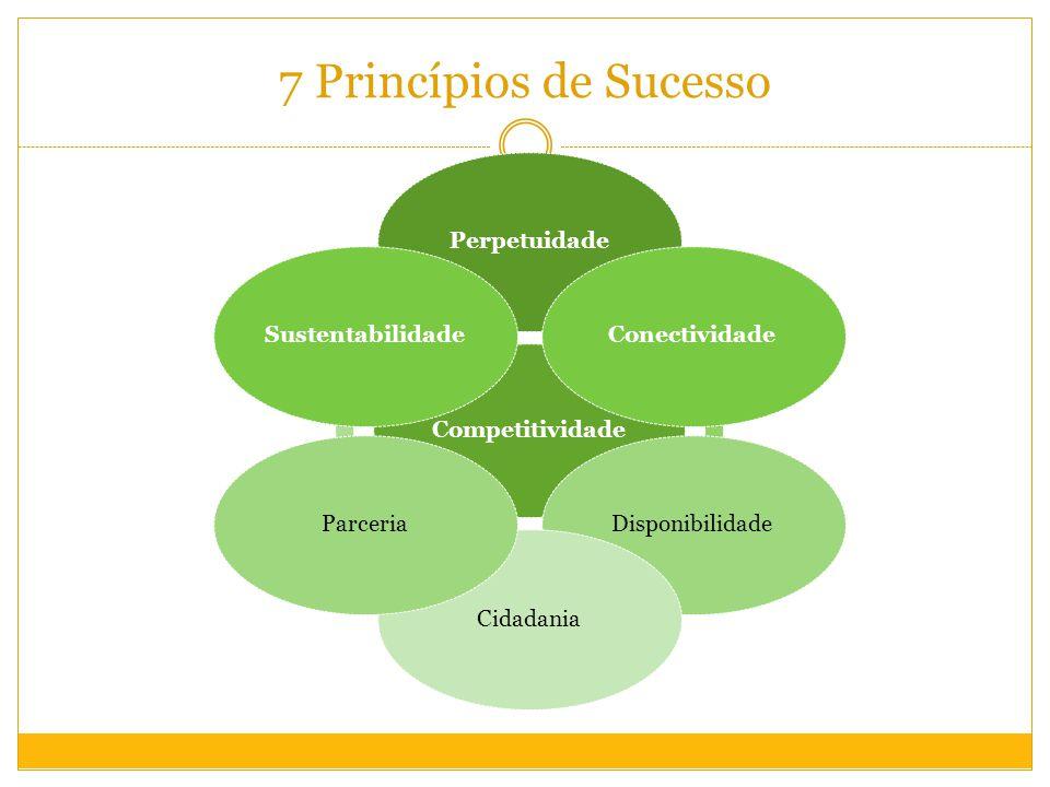 7 Princípios de Sucesso Competitividade Perpetuidade Conectividade