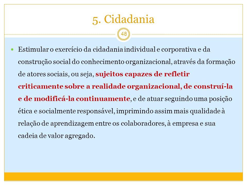 5. Cidadania